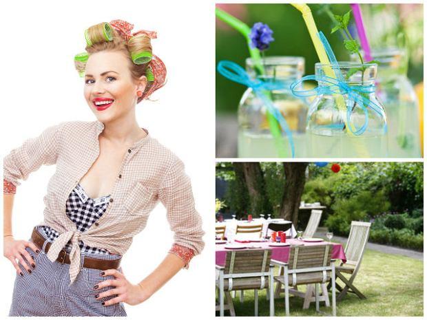Wystarczaj�co Perfekcyjna Pani Domu na wakacjach: Jak urz�dzi� perfekcyjne garden party?