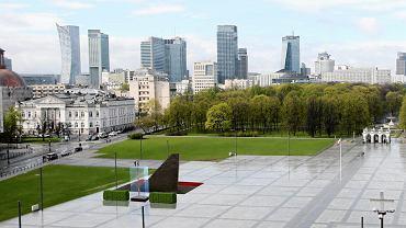 Pomnik Ofiar Katastrofy Smoleńskiej