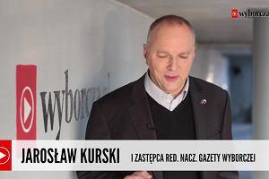 Jedno ważne zdanie J.Kaczyńskiego zapowiada nową ofensywę - komentuje Jarosław Kurski