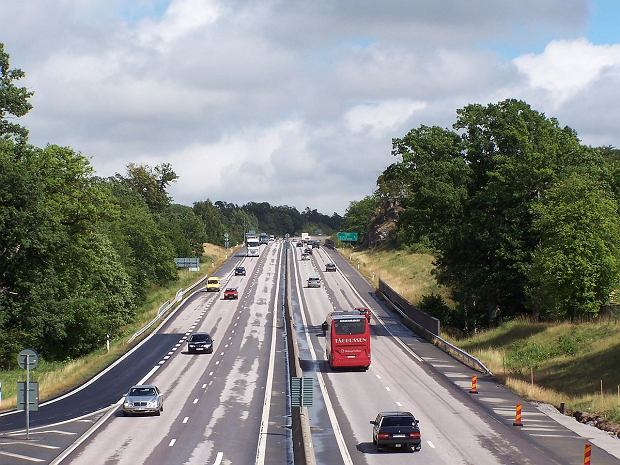 Szwedzka autostrada E22