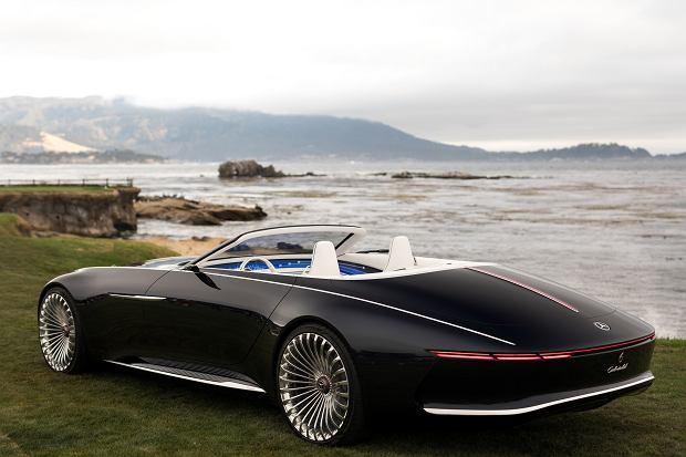 Koncept Vision 6 od Mercedes-Maybach