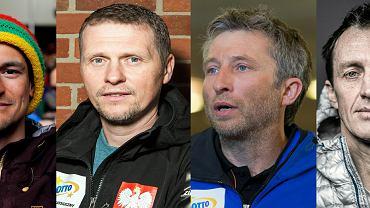 Adam Bielecki, Jarosław Botor, Piotr Tomala, Denis Urubko