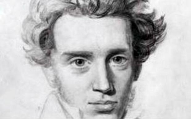 Soren Kierkegaard - duński filozof