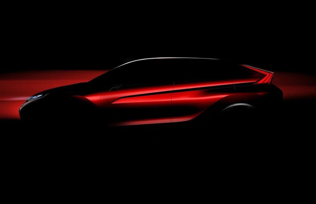 Mitsubishi Concept XR PHEV