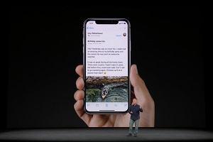 Apple przekonało się do OLED. Wszystkie iPhone'y w 2019 roku dostaną ekrany w tej technologii