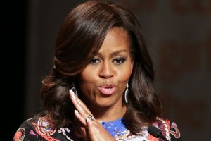 """Michelle Obama TAKICH zdj�� m�a nie pokazuje cz�sto. """"Szcz�liwego dnia ojca!"""". Tak, to prezydent USA w bardzo prywatnej ods�onie"""