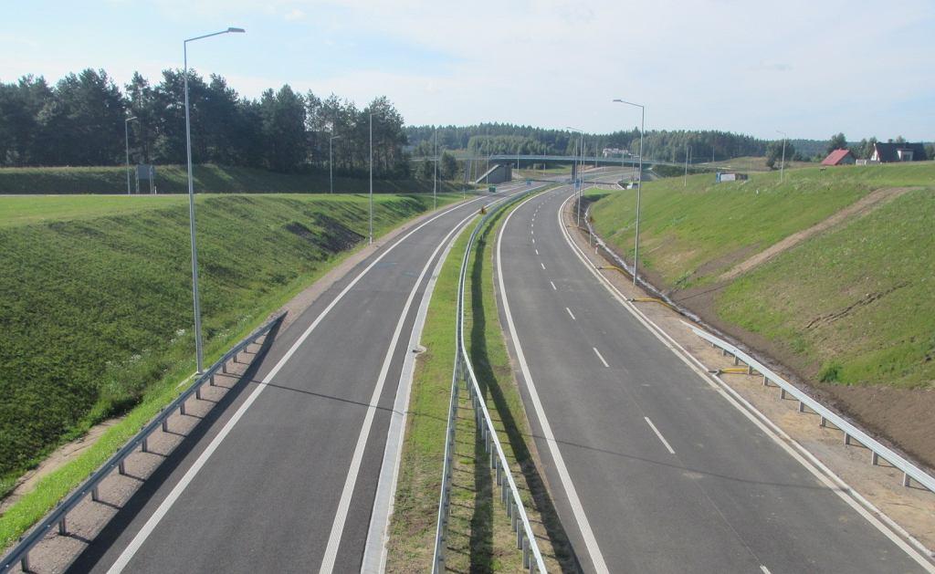Budowa obwodnicy Kościerzyny trwała trzy lata