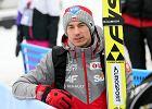 Kamil Stoch: Niczego obiecać nie mogę