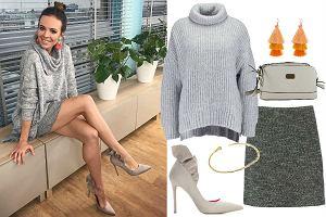 Ania Wendzikowska w ubraniach z sieciówek. Te buty również nie kosztują wiele - stać na nie każdą z nas!