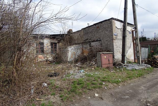 Zabudowa dzielnicy Konstantynów