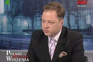 """""""Wiadomo�ci"""" z nowym reporterem z TV Trwam"""