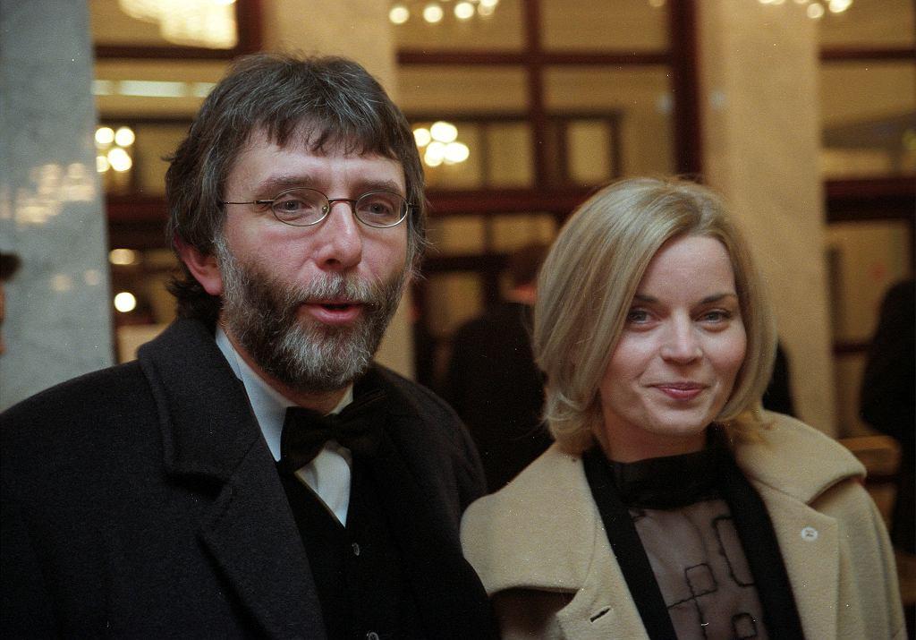 Ma�gorzata  Foremniak, Waldemar Dziki.