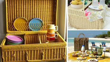 Plażowanie warto umilić sobie piknikiem. Co warto włożyć do koszyka?