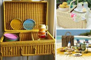 Wystarczająco Perfekcyjna Pani Domu: jak urządzić plażowy piknik! [niezbędne gadżety i porady]