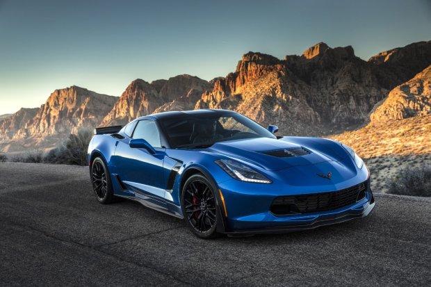 W przyszłym roku zadebiutuje nowy Chevrolet Corvette