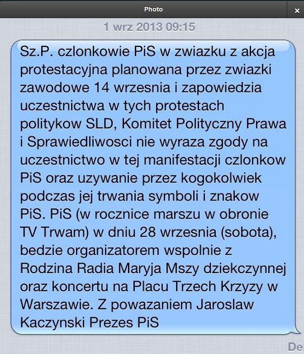 Komentarze PiS rośnie w siłę a Nowoczesna poza Sejmem