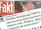 """Mieśnik: Nie zgadzam się z Maślakiem. Redaktorom """"Faktu"""" nie od***ło. Zdjęcie opublikowali z premedytacją [WIDEO]"""