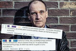 """Kukiz przedstawia listy wyborcze. Internauci: """"żart"""", """"wstyd"""" i """"zawód"""". """"Okłamał pan nas"""""""