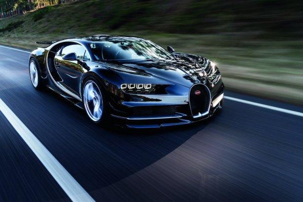 Bugatti Chiron | Przepłać dziś, czekaj... tylko rok