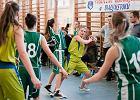 Dwa spotkania koszykarek Gimbasketu Bia�ystok z zespo�em z Ostro��ki