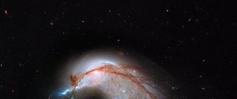 6 kosmicznych obiektów, które wyglądają dziwnie znajomo