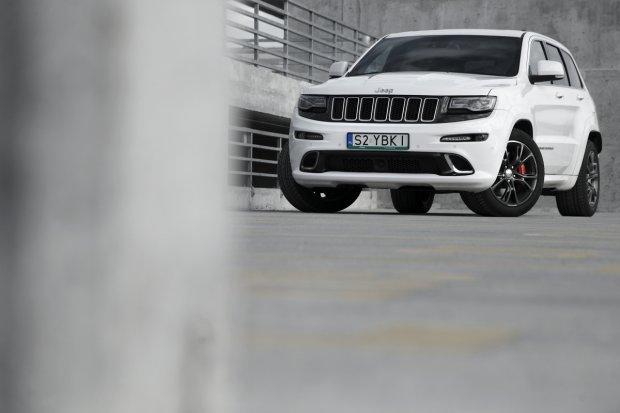 Jeep Grand Cherokee SRT8 | Test | Priapizm