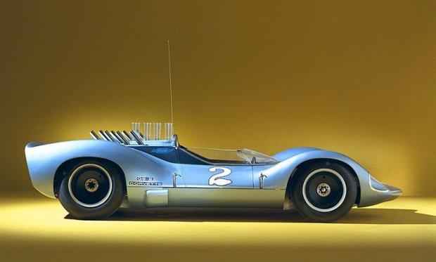 Koncept Corvette Grand Sport II