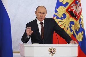Or�dzie Putina: Rosja musi wybra� demokracj�. Czekaj� nas zmiany, mo�e i wstrz�sy
