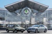 Skoda i Volkswagen   To już 25 lat razem