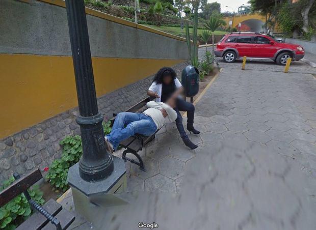 Rozwiódł się z żoną, bo przeglądał mapy Google. W sieci znalazł niezbite dowody jej romansu