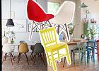 Kolorowe krzesła w jadalni - jak je łączyć, by do siebie pasowały?