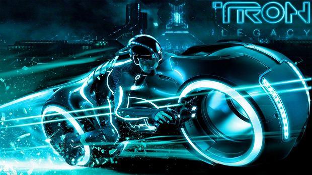 Film 'Tron' powrócił do kin w 2010 r. za sprawą Disneya