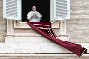 B�d�my �agodni, szukajmy pokoju - prosi papie� Franciszek