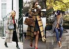 Płaszcz w kratkę - jesienna lista must-have