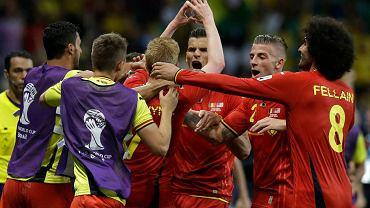 Radość Belgów