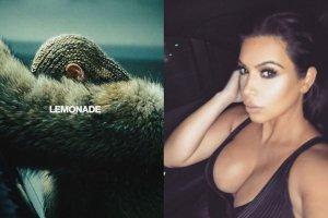 Beyonce,Kim Kardashian