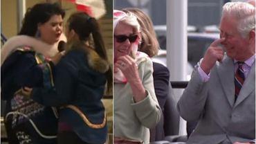 Camilla i książę Karol śmiali się podczas występu w Kanadzie