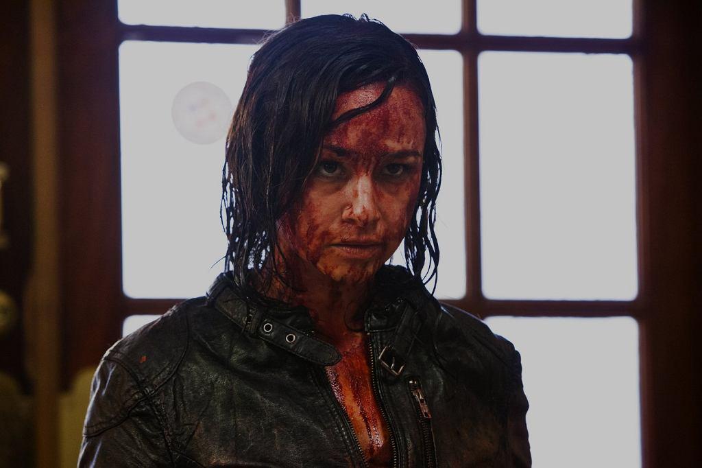 Danielle Harris w filmie 'Topór III' / Topór III, kadr z filmu, mat. promocyjne