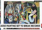 """Picasso pobił rekord. """"Kobiety z Algieru"""" najdroższym obrazem w historii sztuki"""