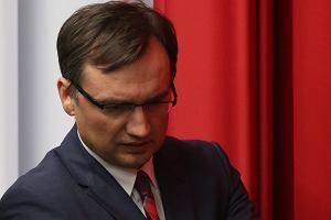 """KRS negatywnie o skardze Ziobry do TK. """"Sędziowie zostali wybrani zgodnie z Konstytucją"""""""