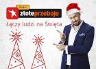Marcin Prokop zaprasza słuchaczy Radia Złote Przeboje do świątecznej zabawy