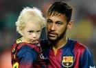 Dwie bramki Neymara w meczu charytatywnym