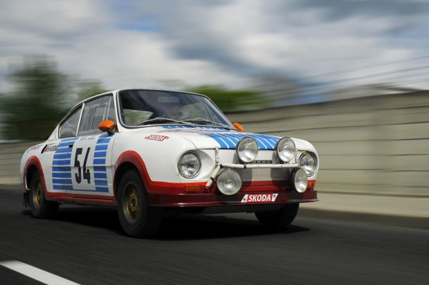 Skoda 130 RS | Rajdowa legenda Czech�w