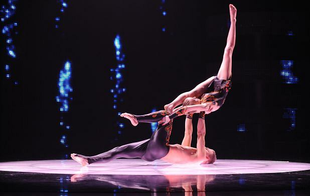 """To ju� koniec 5. edycji """"Mam Talent""""! Zwyci�y� gimnastyczny duet!"""