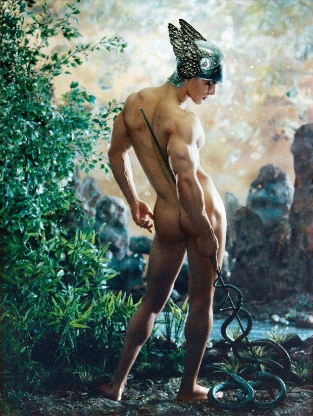 Musée d'Orsay: męski akt w sztuce