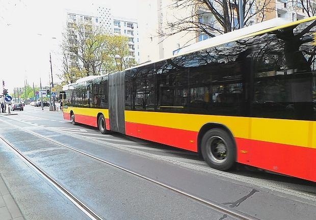 Warszawski autobus (zdjęcie poglądowe)