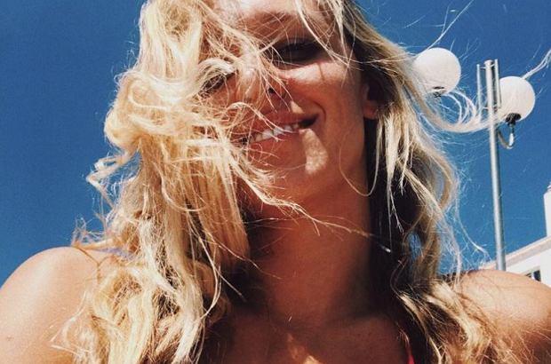 Aleksandra Żebrowska przytyła 7 kilo? To zobaczcie ją w bikini