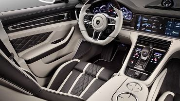 Nowe Porsche Panamera by TopCar