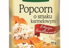 Nowe zaskakujące smaki popcornu od Bakalland