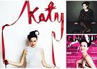 """Katy Perry w �wi�tecznej sesji dla brytyjskiego """"Glamour"""" - jak wypad�a? [ZDJ�CIA + WIDEO]"""